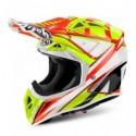 CASCO AIROH AVIATOR 2.2 DOUBLE ORANGE