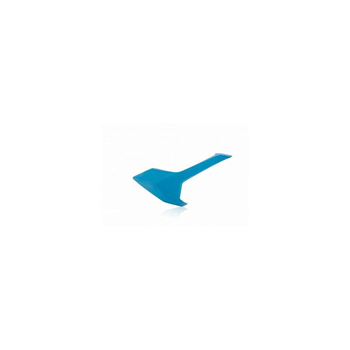 0021828-041 - Aletines Husqvarna Tc Fc 16 (No Tc 250 16) Azul Light