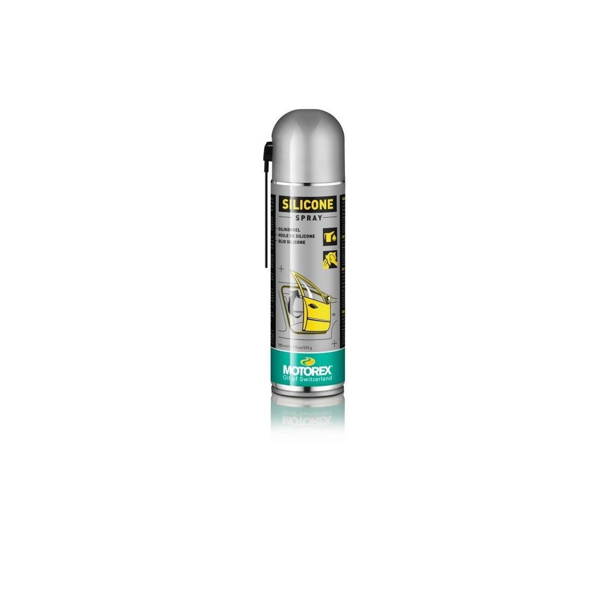 MT190FMLPM - Motorex Spray Silicona