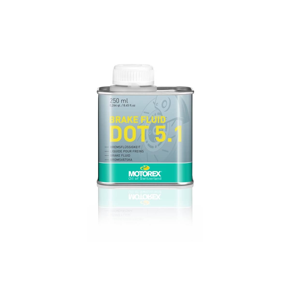 MT154D00PM - Motorex Liquido Freno Dot 5.1