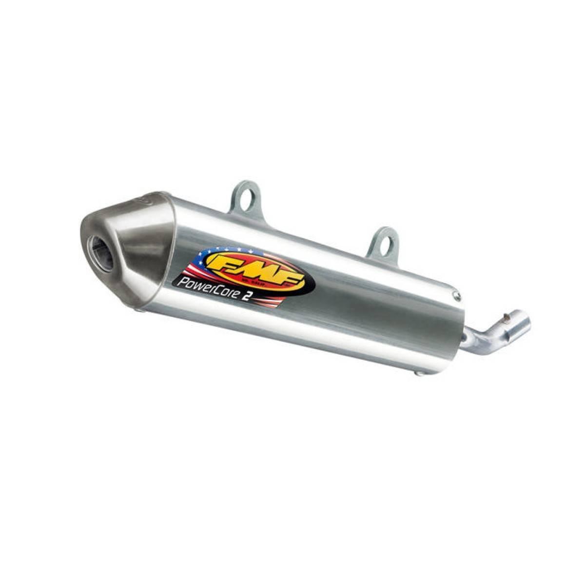 020189 - Silenciador Fmf Powercore 2 Aluminio Ktm