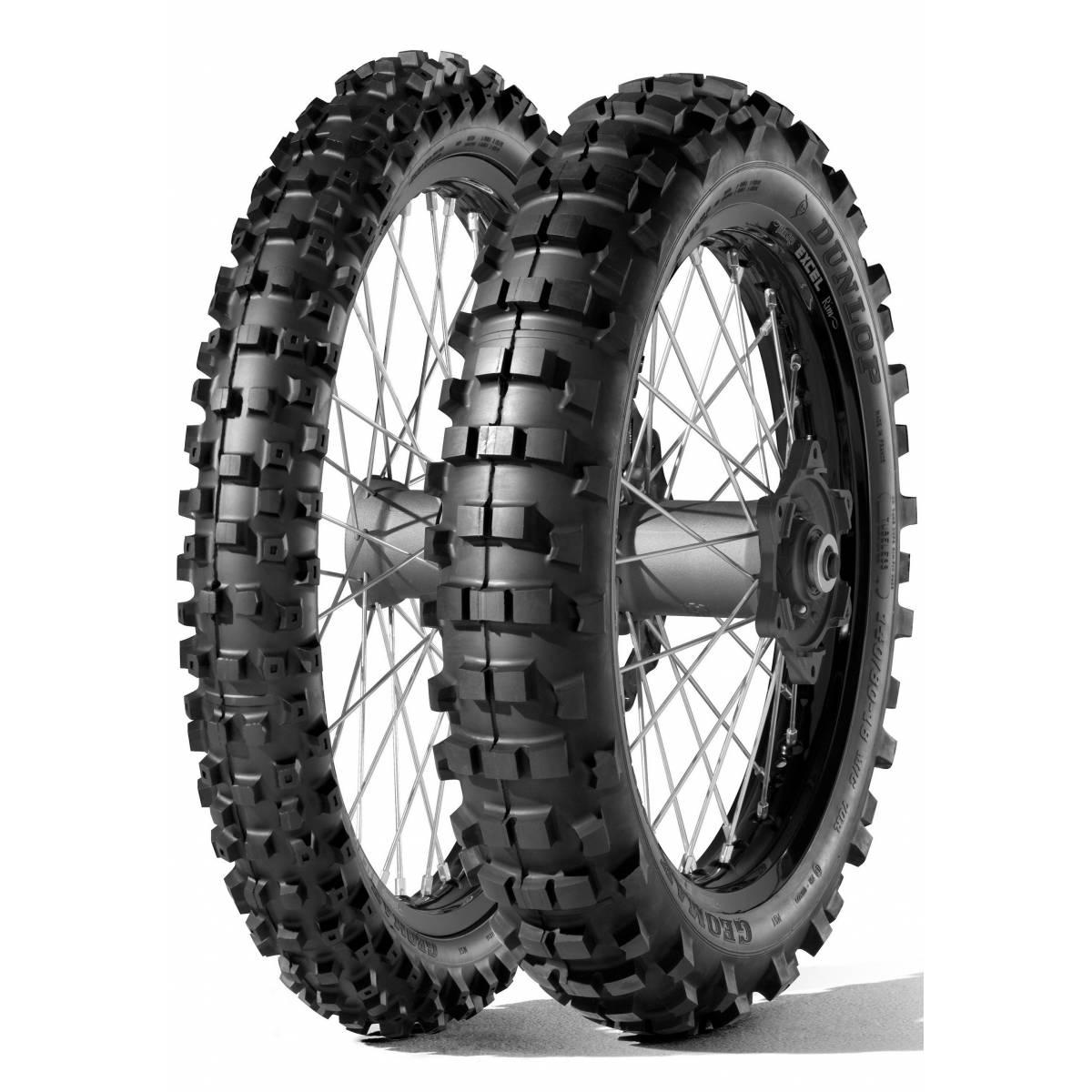 D1109019-D952 - Neumático Dunlop 110 90-19 D952