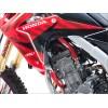 D47.01.033 - Kit Manguitos Radiador Honda Crf250R 16 Rojo