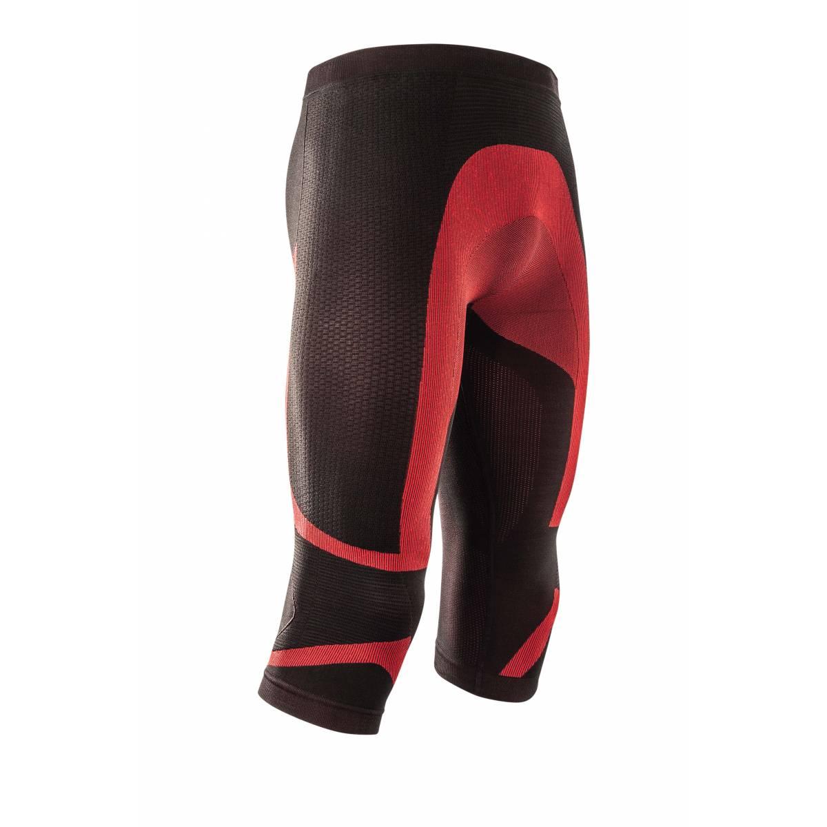 0021911-323 - Pantalon X-Body Summer Acerbis Negro Rojo