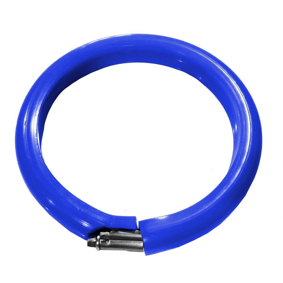 4MXPRTEX2-AZ - Protector Silenciador 2 Tiempos Azul