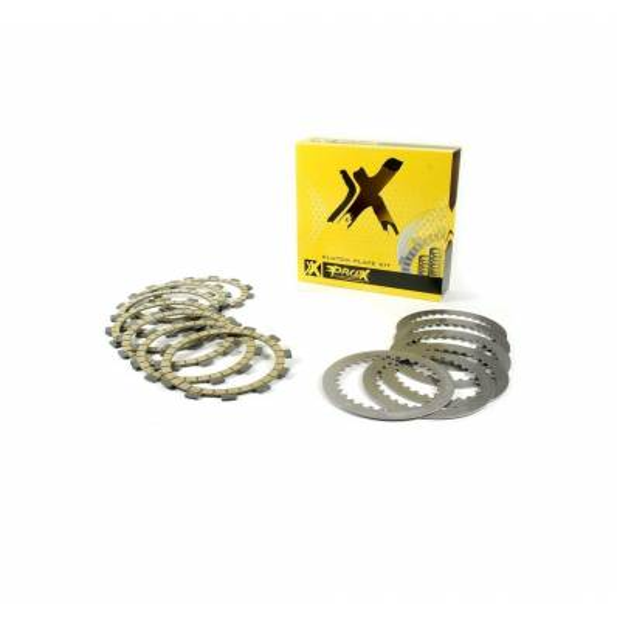 Set Discos Fricción Prox YZ125 00-04