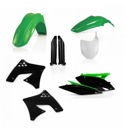 0013978-553 - Full Kit Plasticos Kxf 250 09 12 Origen