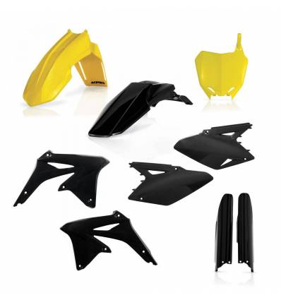 0013982-553 - Full Kit Plasticos Rmz 450 08 17 Origen