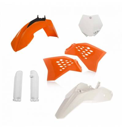 0016373-553 - Full Kit Plasticos Sx 65 09 11 Origen