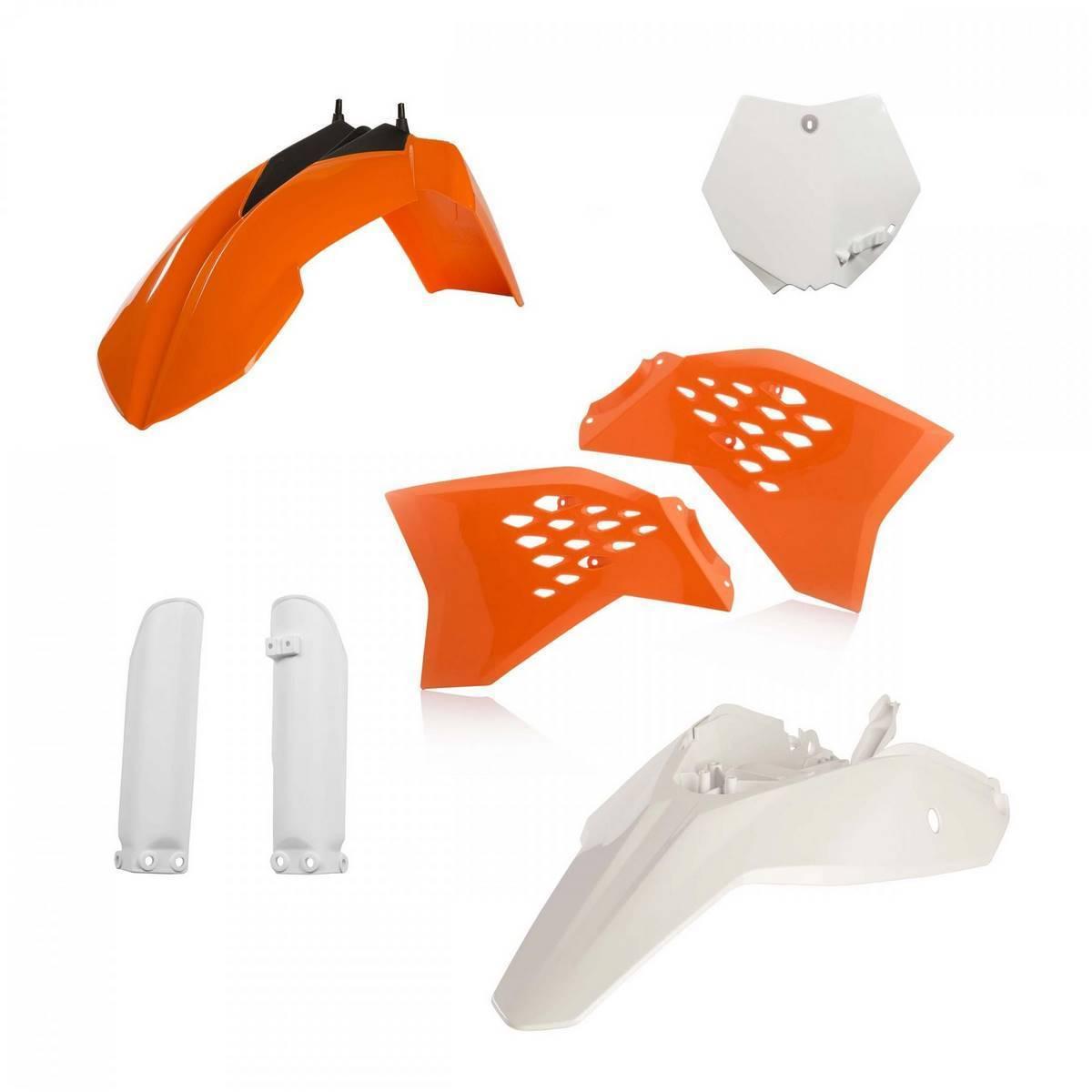 0016373-553 - Full Kit Plasticos Sx 65 09 11 Origen