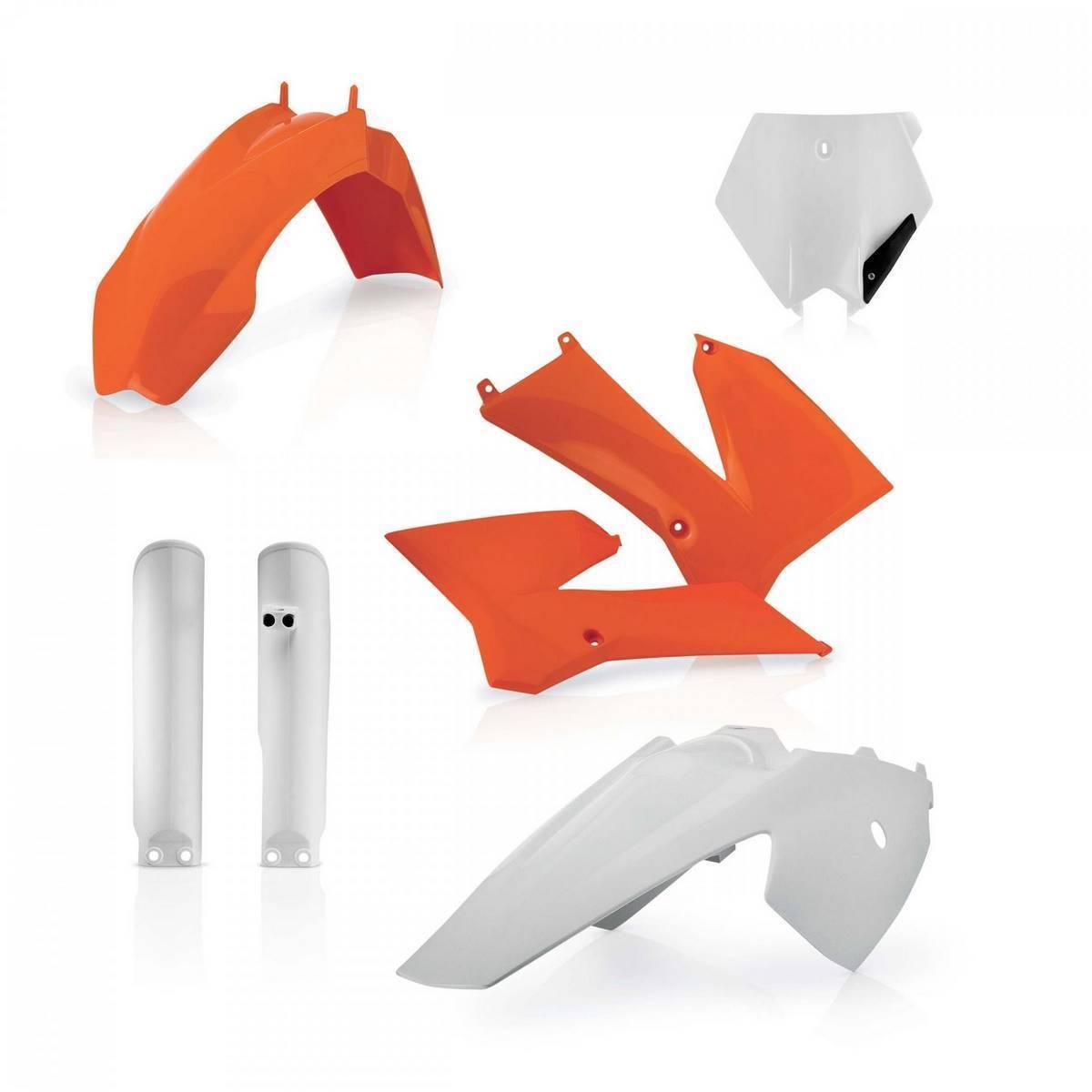 0016374-553 - Full Kit Plasticos Sx 85 06 12 Origen