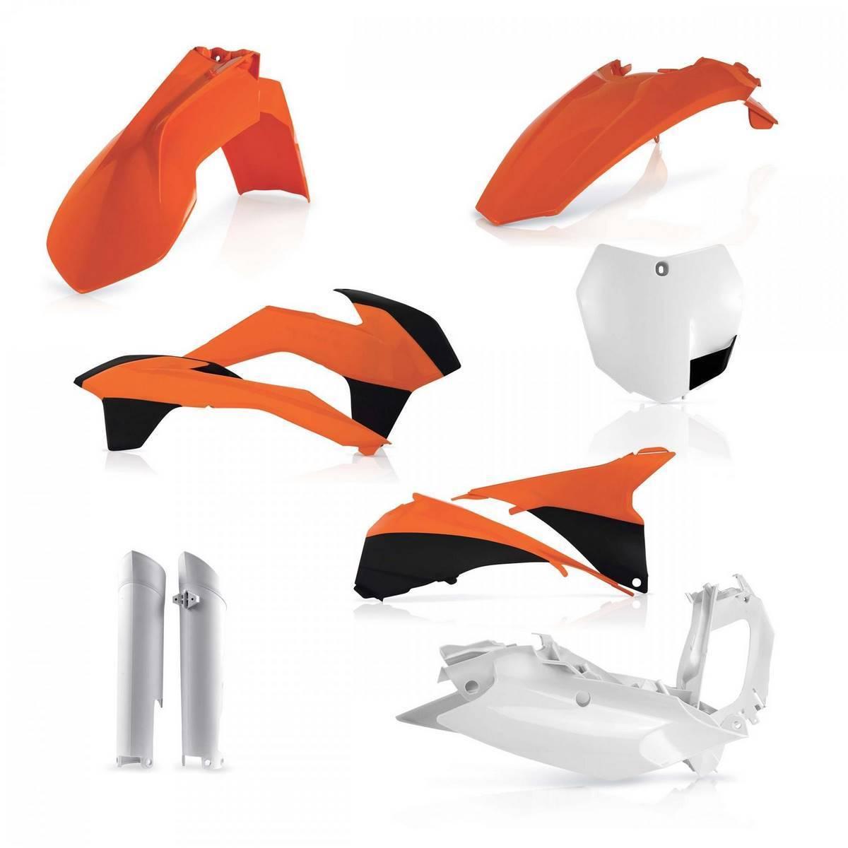 0016874-553 - Full Kit Plasticos Sxf 13 14 Origen