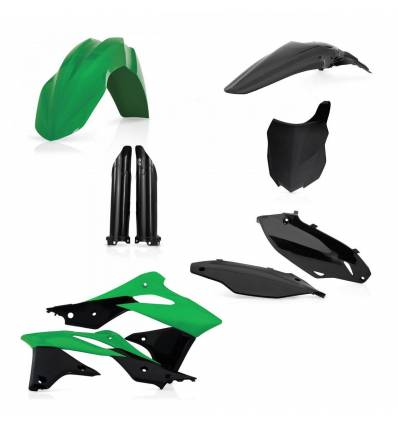 0016876-553 - Full Kit Plasticos Kxf 250 13 16 Origen