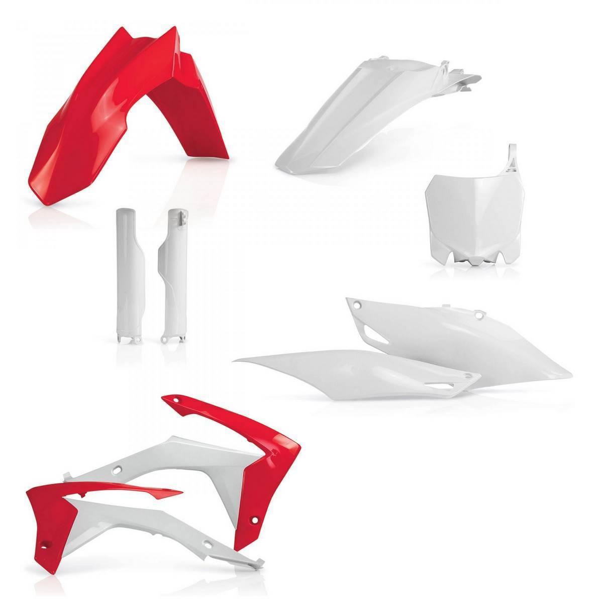 0016900-553 - Full Kit Plasticos Acerbis Crf250 14 17 Crf450 13 16 Origen