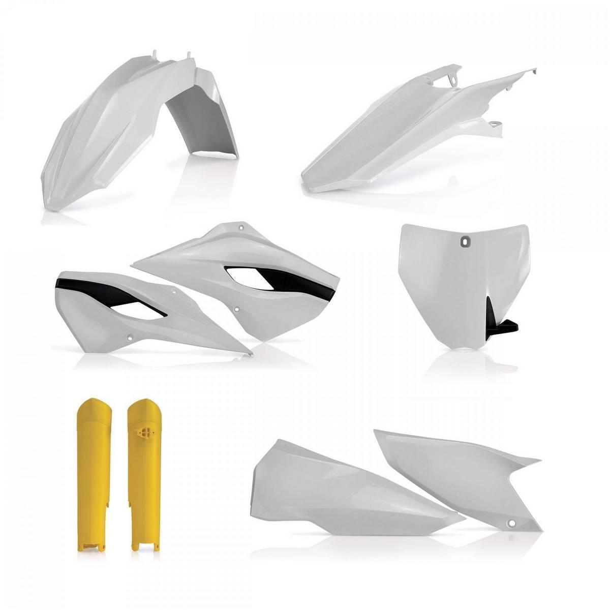 0017705-553 - Full Kit Plasticos Hva Te Fe 14 15 Origen