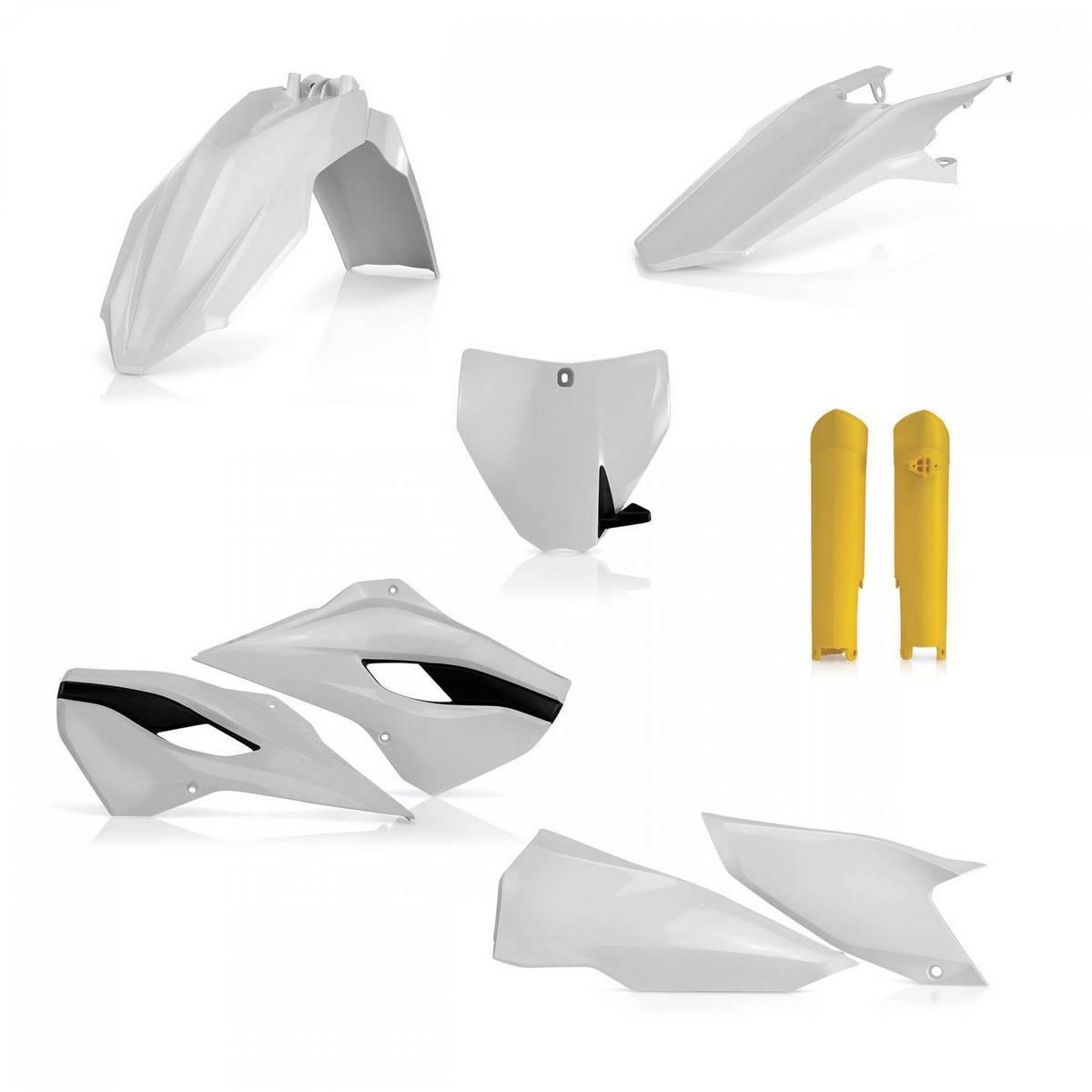 0017706-553 - Full Kit Plasticos Tc125 250 Fc250 350 450 14 15 Origen