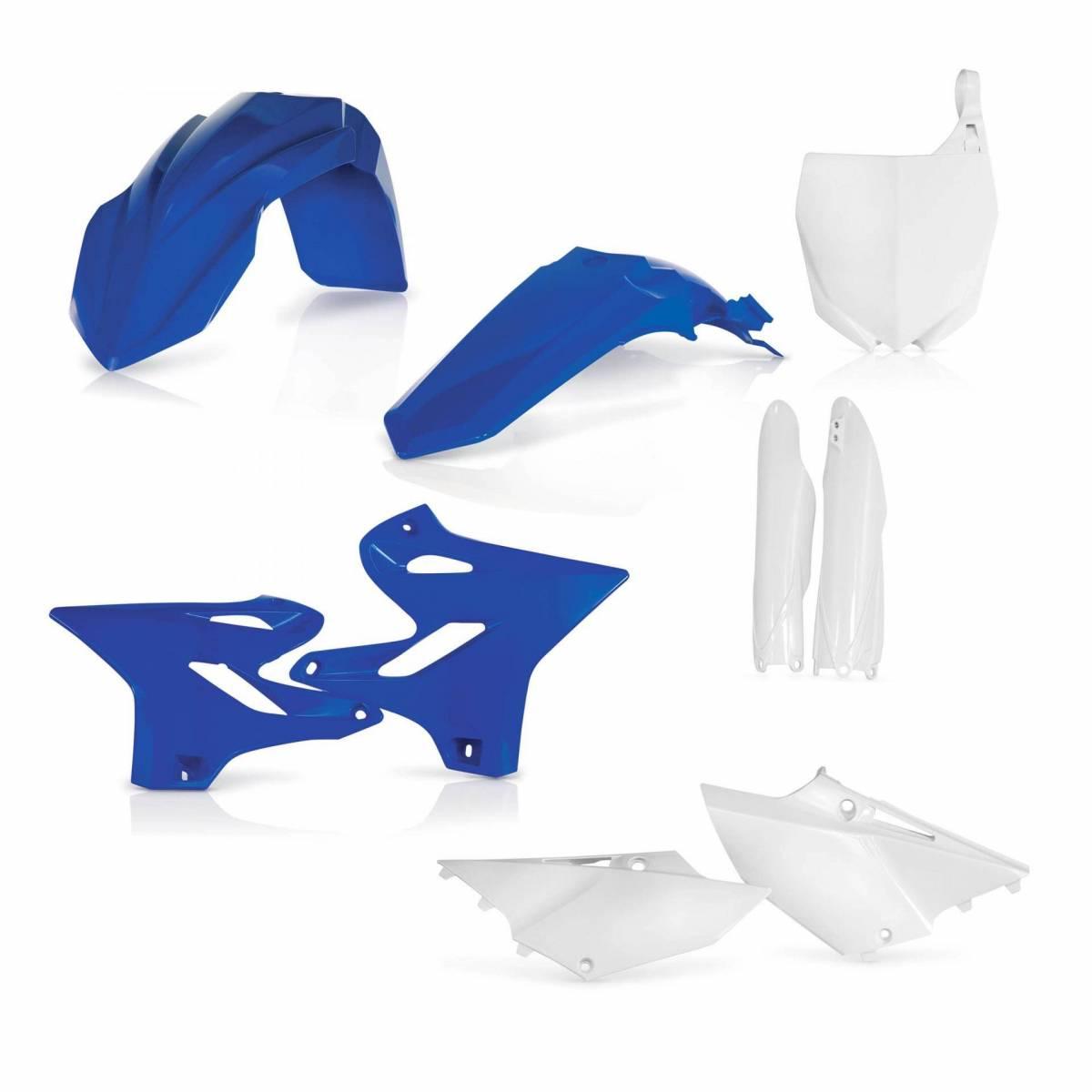0017875-553 - Full Kit Plasticos Yz 125 Yz 250 15 17 Origen
