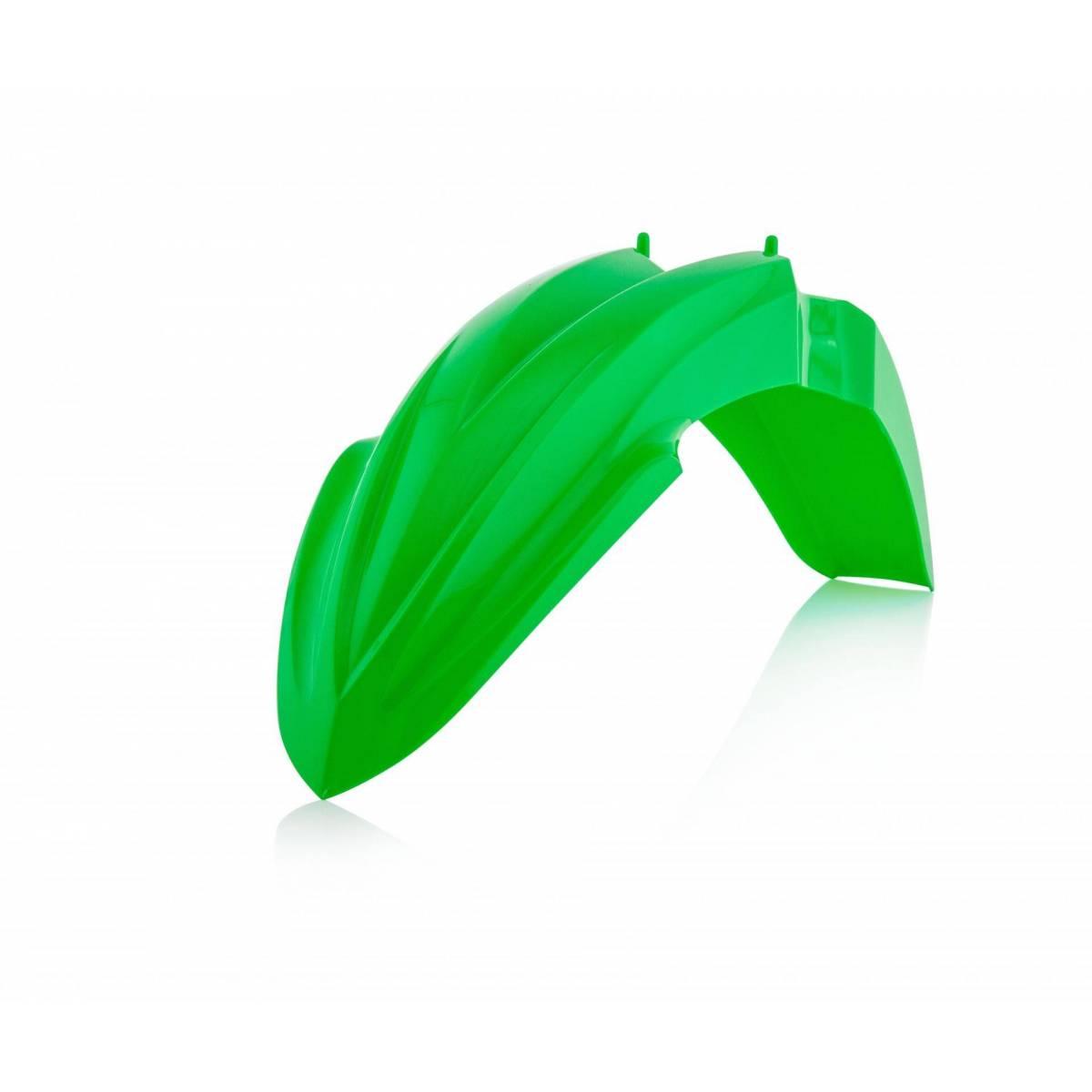 0017240-131 - Guardabarros Delantero Kx85 100 14 18 Blanco Verde