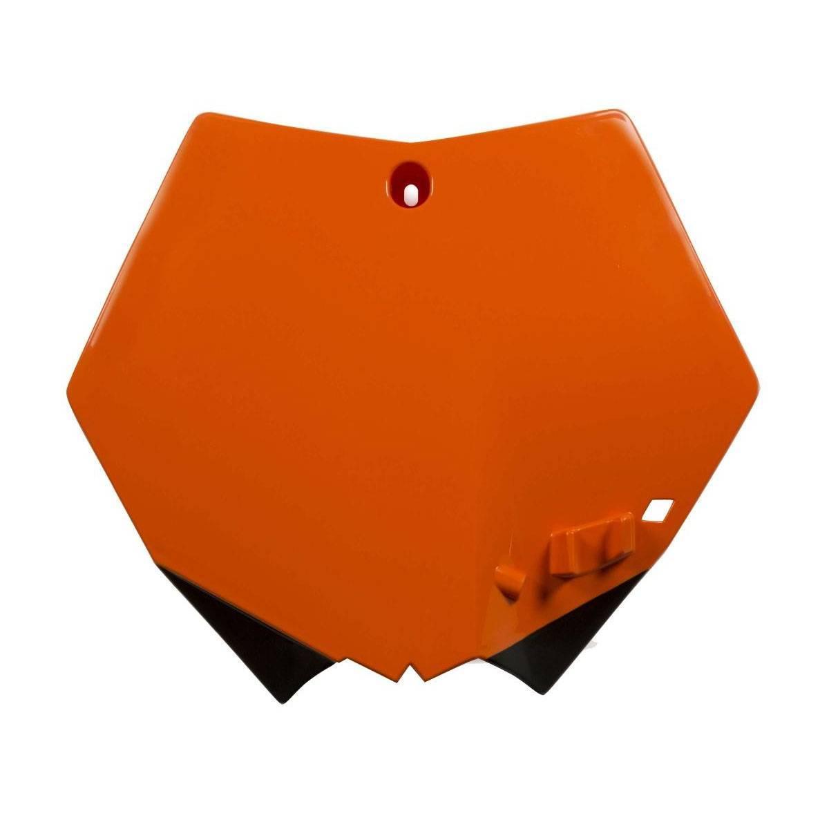 0010298-090 - Porta Numeros Ktm 07 12 Negro