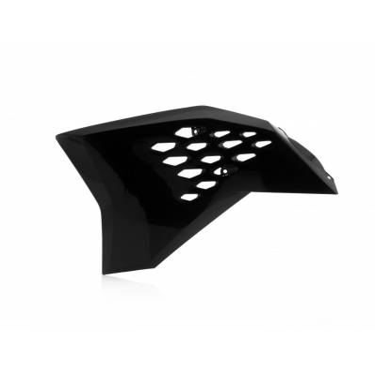 0010297-090 - Tapa Radiador Ktm 08 11 Negro