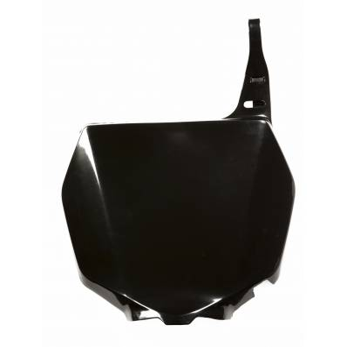 0002148-090 - Porta Numeros Suzuki 01 09 Negro