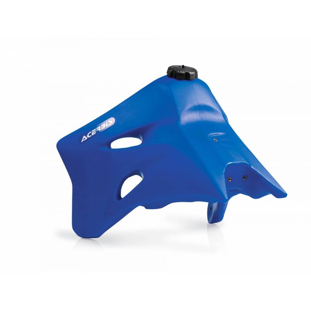 0010930-040 - Deposito Acerbis Yamaha Yzf Wrf 250 450 06 09 12.5 Litros Azul