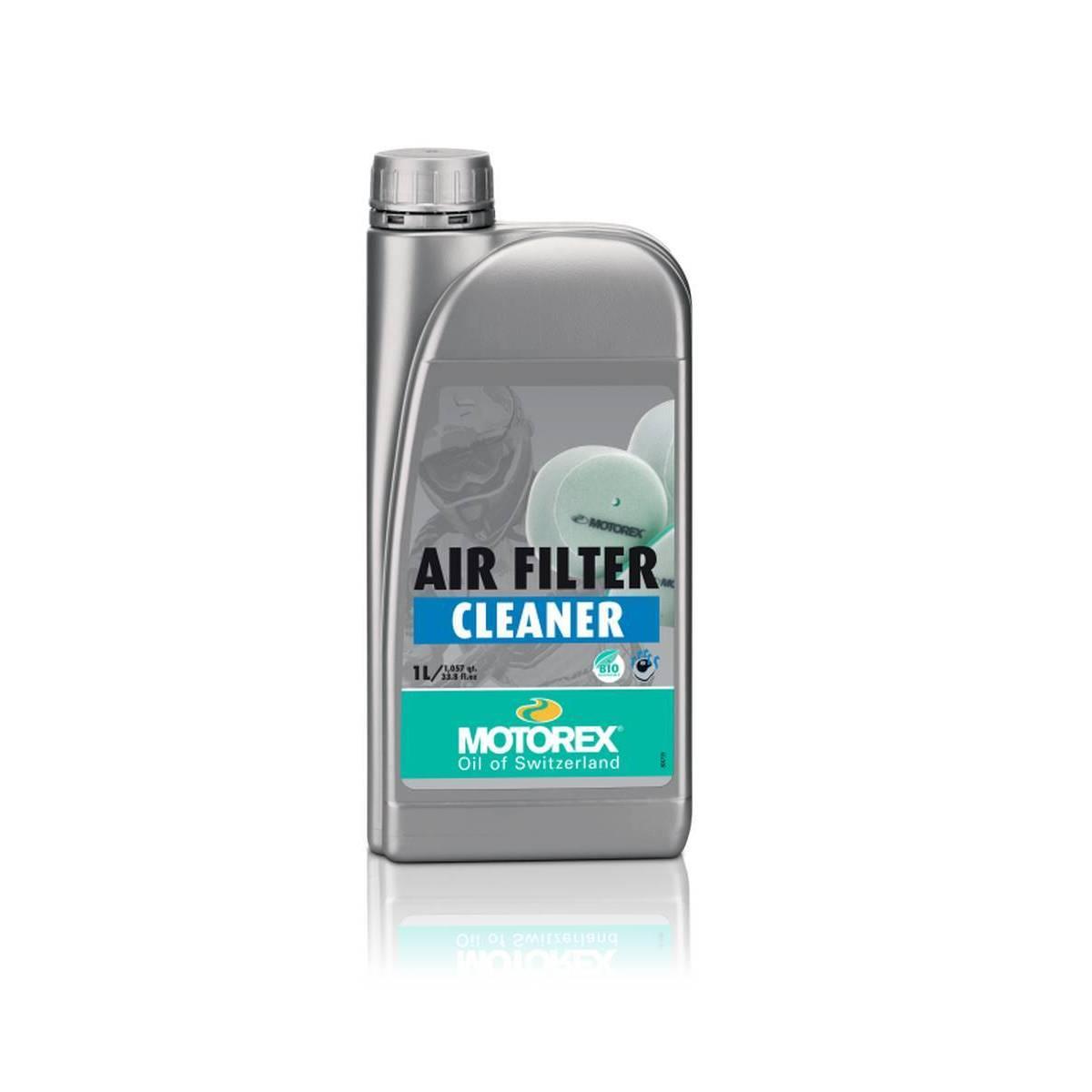 Líquido limpiador Motorex filtro de aire 1 litro