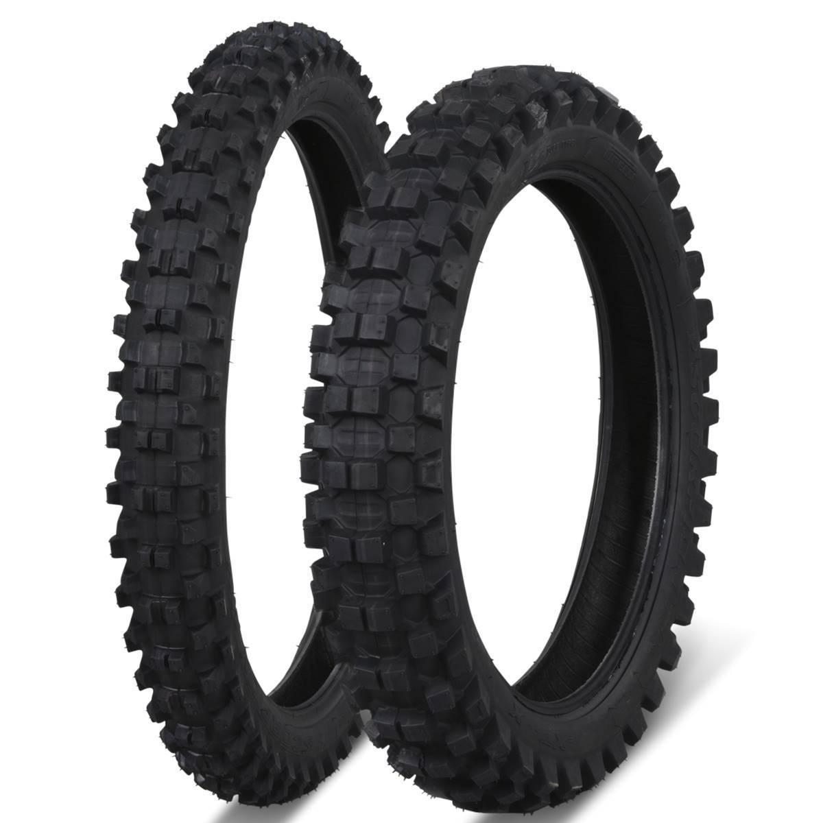 Pack neumaticos Pirelli Scorpion xrtra 80/100-21 + 100/100-18