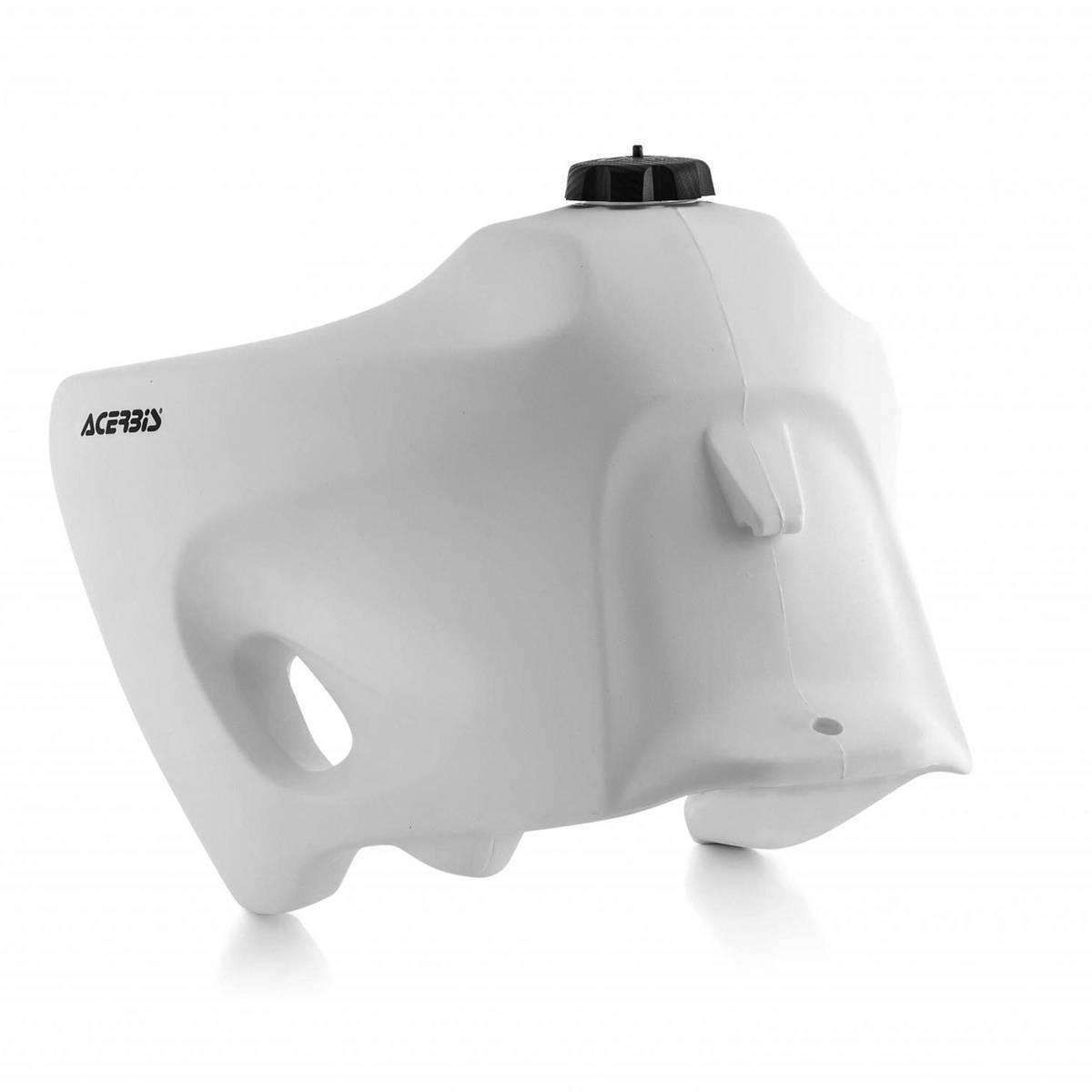 0001599-030 - Deposito Acerbis Yamaha Xt 600 95 03 23 Litros Blanco