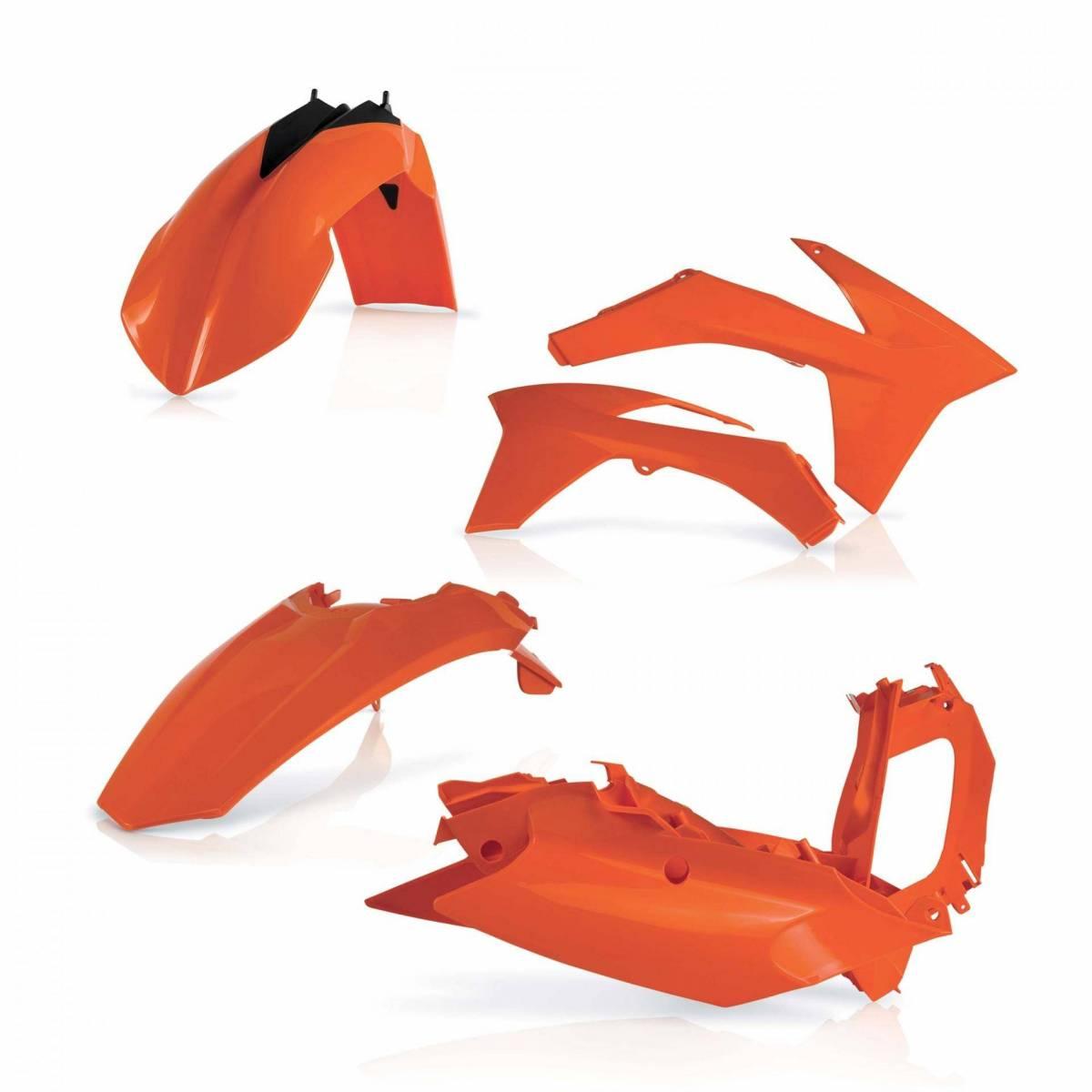 0015705-553 - Kit Plasticos Sx 125 11 12 Origen