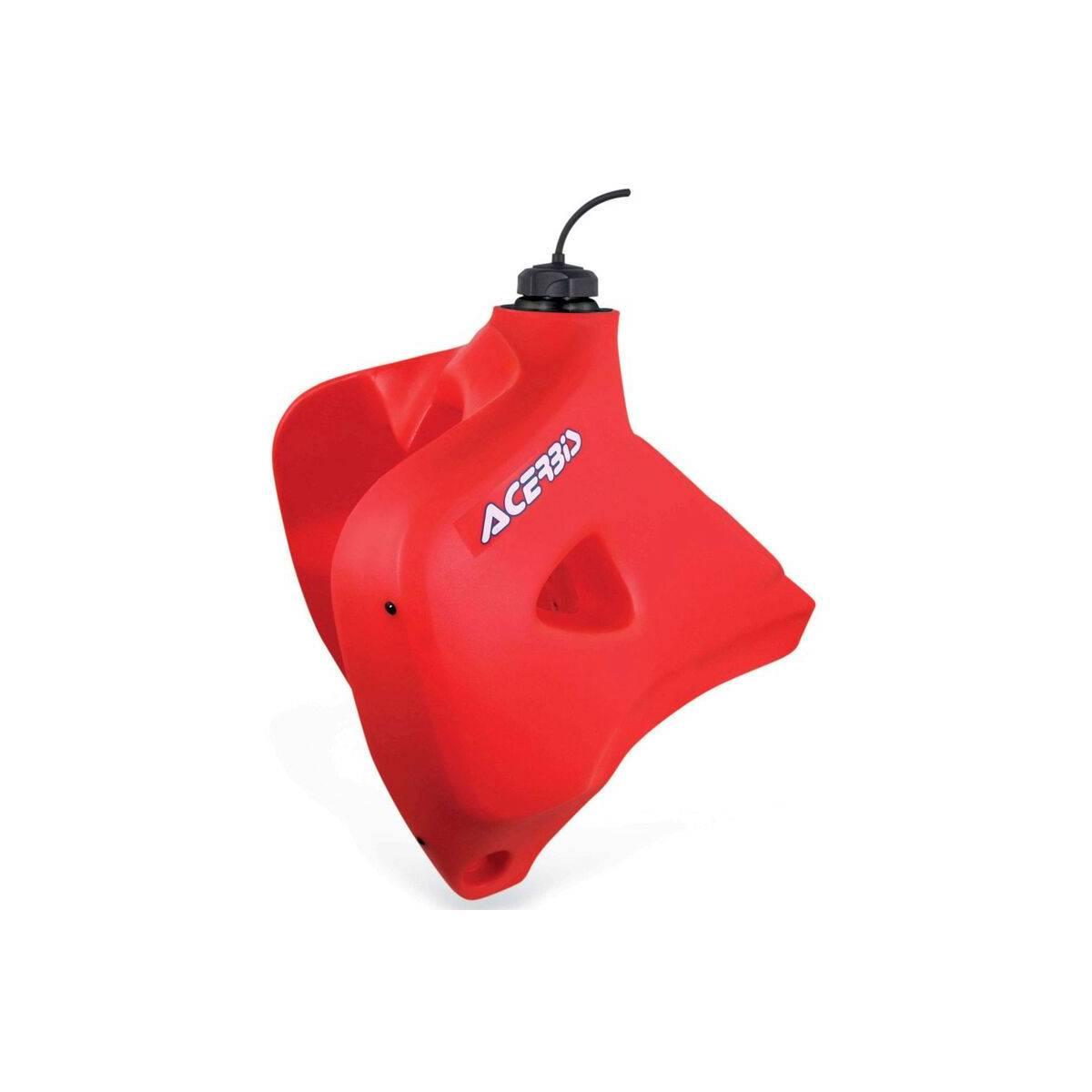 Deposito Acerbis Honda XR650R 04-07 XR650 00-03 24Litros ROJO