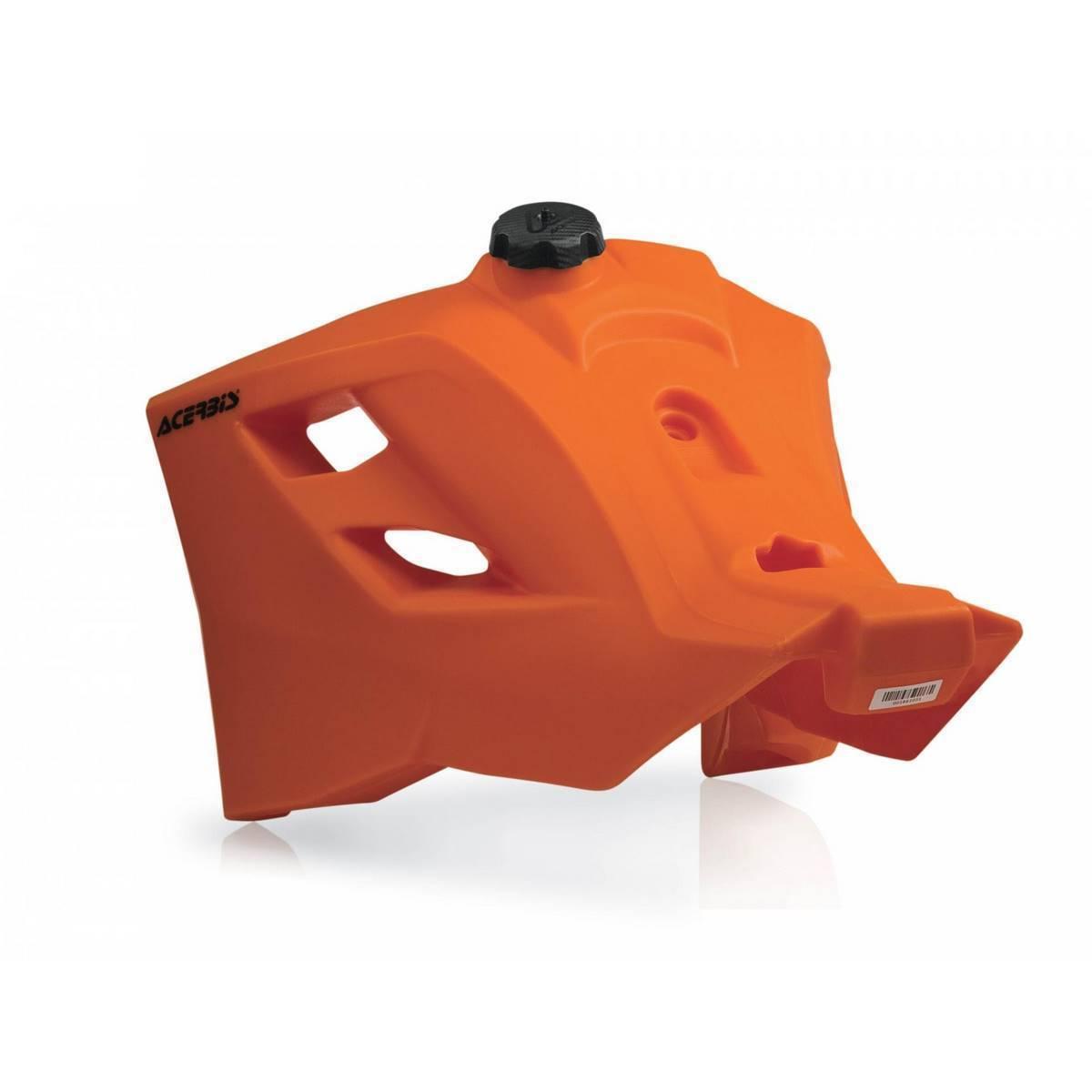 Depósito Acerbis KTM EXC/EXC-F 08-11 SX/SX-F 07-10 24Litros NARANJA