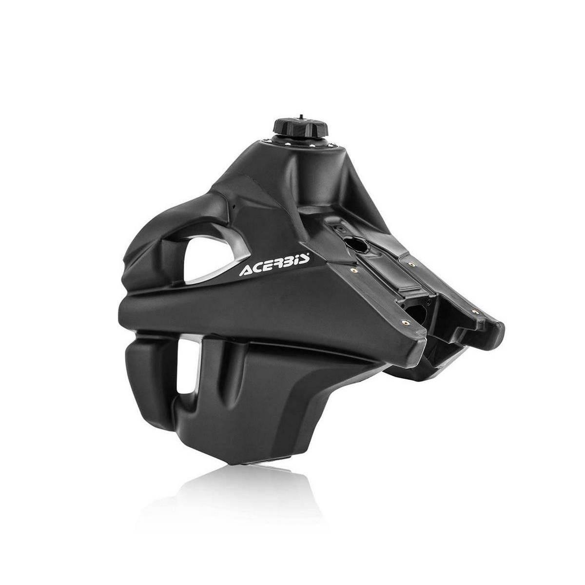 Depósito Acerbis KTM EXCF 250/350/450/500 17-19 SXF 250/350/450 16-18 15Litros NEGRO