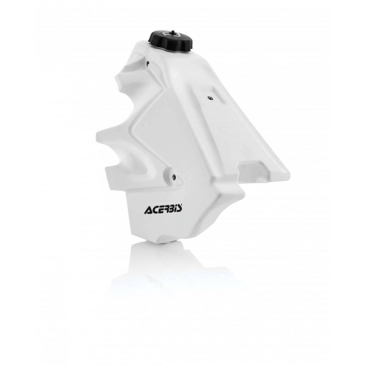 0016494-030 - Deposito Acerbis Yamaha Yz 85 07 17 8.5 Litros Blanco