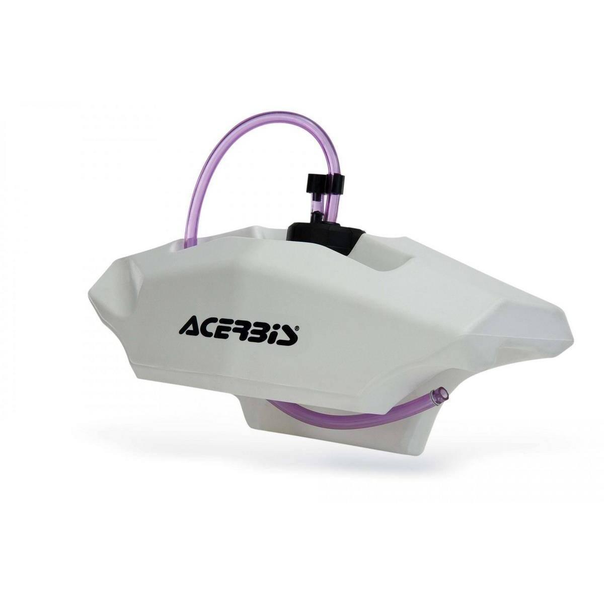 0016462-030 - Tanque Manillar Acerbis 2.1 Litros Blanco