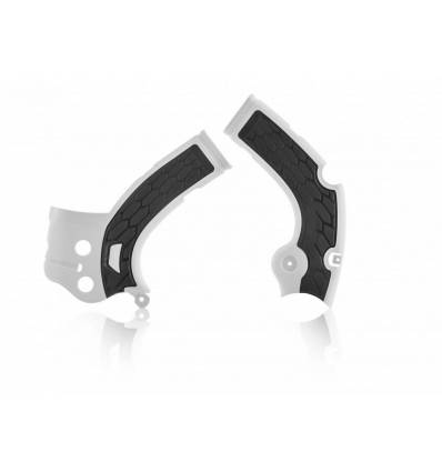 0022444-030 - Cubre Chasis Acerbis Yzf 250 17 18 Blanco